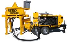 2017 REED Pan Mixer M2200 stati