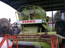 CLAAS Mercator 50 combine-harve