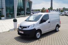 2012 NISSAN NV200 closed box va