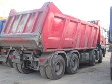 2007 MAN TGA 41.430 dump truck