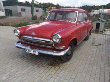 1963 GAZ Volga, saloon / sedan