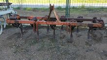 CHISSELL 11 BRAZOS cultivator