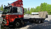 2005 VOLVO 460 chassis truck