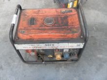 110-240V generator by auction