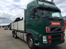 Used 2008 VOLVO flat