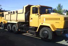 2013 KRAZ 65055 dump truck