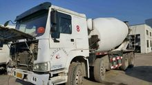 Used 2012 HOWO Concr