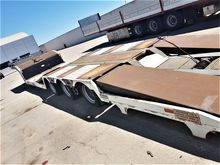 2006 FGM FGM31L135-3A low bed s