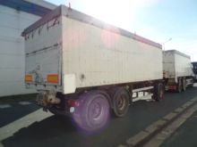 2009 SVAN TCH24 tipper trailer