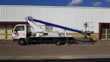 2011 Manotti 21-10 bucket truck