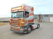 SCANIA R-420 tractor unit