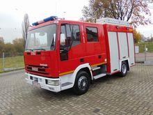 2000 IVECO EuroCargo 100E18 GBA