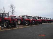 ZETOR Ursus wheel tractor