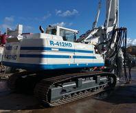 2002 SOILMEC R412HD drilling ri
