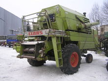 Used CLAAS Mercator