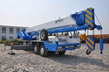 2016 TADANO GT550E mobile crane
