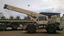 2011 TEREX RT 555-1 mobile cran