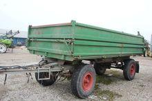 1988 FORTSCHRITT HW 80 tractor