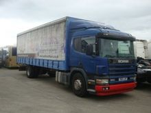 2004 SCANIA 94D chassis truck