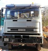 Used IVECO flatbed t