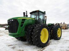 2009 JOHN DEERE 9230 wheel trac