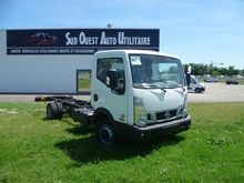 2017 NISSAN Cabstar chassis tru