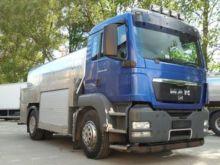 2008 MAN 18.440 milk tanker