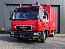 2001 MAN fire truck
