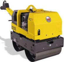 WACKER mini road roller