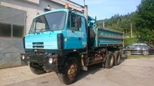 1996 TATRA 815-2 EURO1 6X6 S3 -