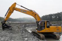 2017 XCMG XE260C tracked excava