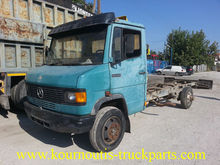 Used MERCEDES-BENZ 8