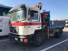 1996 MAN f2000-15.232 dump truc