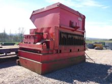 2000 MAIER MGB 132 crushing pla