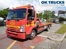 2009 ISUZU FRR90S tow truck