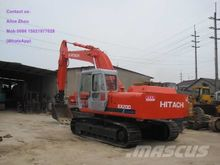 2007 HITACHI ex200 tracked exca