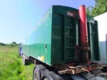 2004 SDC Tipper closed box semi