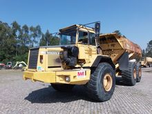 1996 VOLVO A40C 6X6 articulated