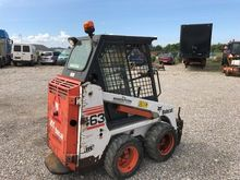 2003 BOBCAT 463 skid steer by a