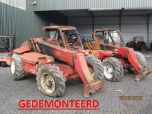 Used Damaged MANITOU