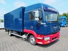2006 MAN TGL tilt truck