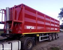 Used 2009 MEGA tippe