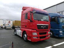 Used 2010 MAN TGX 18