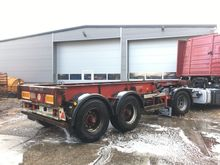 1993 Container Chassis 20 Feet