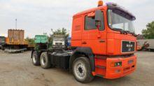 1997 MAN 26.463 tractor unit