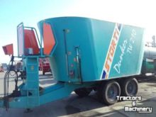 2004 Storti Dunker TW210 feed m