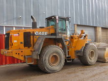 2005 CASE 921C wheel loader