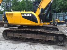 2013 JCB 220LC 2013 tracked exc