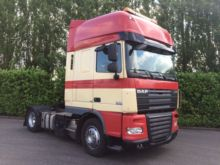 Used 2009 DAF FT XF1
