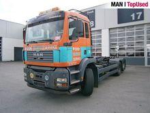 Used 2004 MAN TGA 28